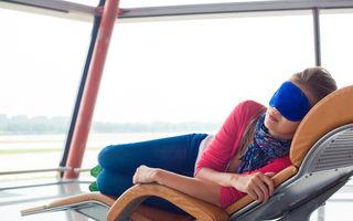 Ce să faci dacă ți-ai uitat masca de dormit