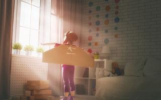 4 lucruri esențiale pe care trebuie să le aibă camera copilului