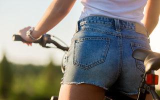 Femeile cu posteriorul mai mare sunt mai deștepte și mai sănătoase