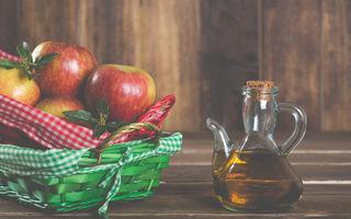 Oțetul de mere - Ce beneficii are pentru sănătate