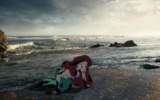 Cum arată o lume Disney distrusă! Imagini care te vor pune pe gânduri