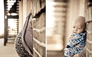 Înainte şi după sarcină: 10 fotografii care îţi vor topi inima