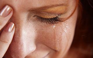 Ce se întâmplă în corpul tău când plângi