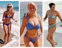 12 femei importante în costum de baie: Cine arată mai bine?