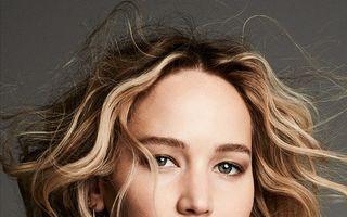 """Jennifer Lawrence nu vrea să rabde de foame ca să arate bine: """"Dacă vreau pizza, mănânc pizza"""""""