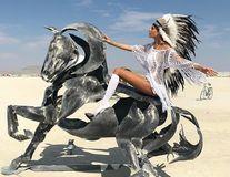 O lume fantastică: Burning Man 2018, cel mai nebun festival din lume
