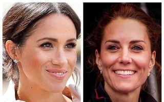 Cum vor arăta Meghan Markle și Kate Middleton la 60 de ani: Cu riduri și părul alb, dar tot frumoase!