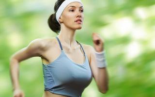Cum trebuie să arate meniul unei persoane care aleargă