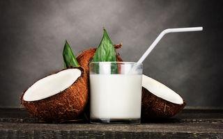 Laptele de cocos - Ce beneficii are pentru sănătate?