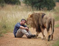 18 persoane care se înțeleg perfect cu animalele sălbatice