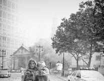 Povestea unei imagini-simbol: Ce s-a întâmplat cu femeia acoperită de praf din fotografia făcută după prăbușirea World Trade Center