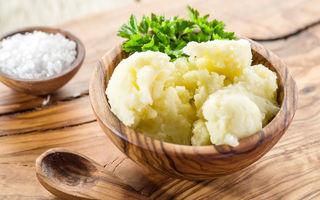 7 modalități de a folosi piureul de cartofi