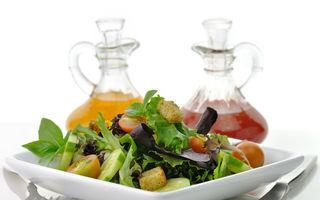 Cum să faci vinegreta și dressinguri delicioase pentru salate