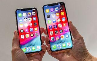 Prima problemă pentru noile telefoane Apple: iPhone XS e prea mare pentru mâinile femeilor