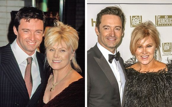 Hugh Jackman și Deborra-Lee Furness