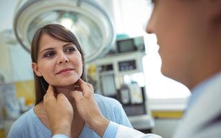 Ce simptome indică probleme cu tiroida
