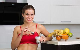 Alimente care te ajută să ai un abdomen plat