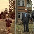 Timpul trece, dragostea rămâne! 15 fotografii emoţionante