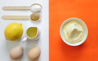 10 moduri geniale în care poți folosi maioneza