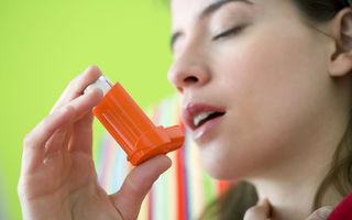 4 lucruri pe care trebuie să le eviți dacă suferi de astm