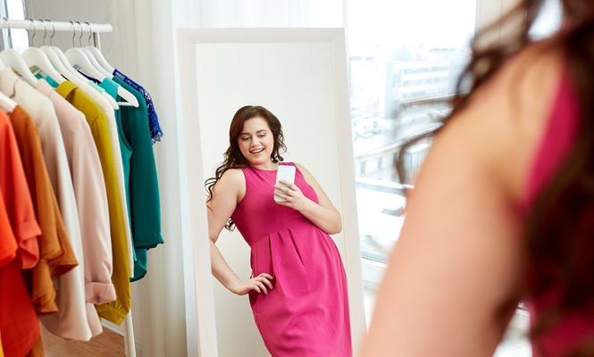10 trucuri de modă care te ajută să pari mai slabă