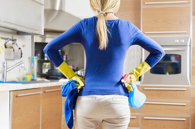 Cele mai murdare locuri din casa ta și cum să le cureți corect