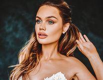 Influencer cu stil: Vedeta de pe Instagram care a purtat 5 rochii de mireasă la nuntă