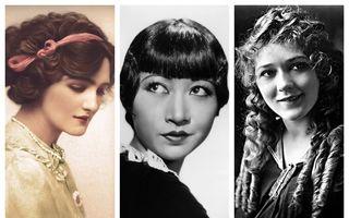 17 femei frumoase care cucereau lumea acum 100 de ani: Alte timpuri, alte chipuri!