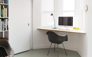 20 de idei pentru a amenaja un birou într-un spațiu mic