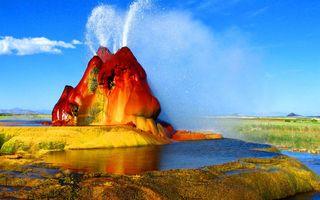 Ce peisaje! 20 de locuri de pe Pământ în care natura se joacă cu culorile