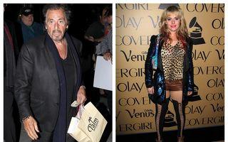 Al Pacino are o altă relație: Noua iubită i-ar putea fi fiică