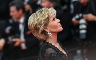 """Jane Fonda regretă operațiile estetice: """"Urăsc că a trebuit să mă alterez fizic ca să mă simt bine"""""""