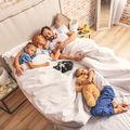Iubirea adevărată este atunci când te lasă soțul să dormi 2 ore la prânz