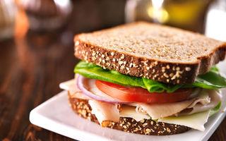 Cum înlocuiești pâinea de la sandviș: 5 alternative