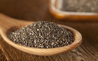 Cum să consumi semințele de chia corect
