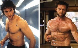 Rolurile i-au făcut să aibă un corp perfect! 10 actori ambiţioşi