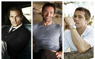14 cei mai frumoși bărbați din lume: Orice femeie și i-ar dori!