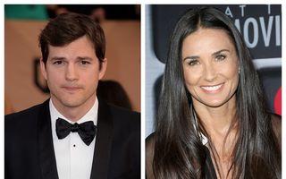 Ashton Kutcher a scăpat elegant de fosta nevastă: Actorul i-a dat o casă fiicei lui Demi Moore