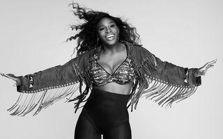 Serena Williams, într-un clip emoționant: Vedeta cântă o melodie