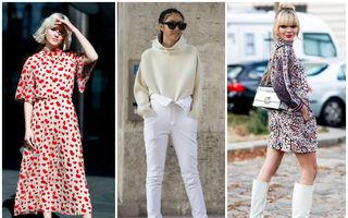 Stilul străzii la Săptămâna Modei de la Paris. Cele mai interesante 50 de ținute