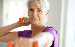 Cum slăbești după 60 de ani: 3 metode care funcționează