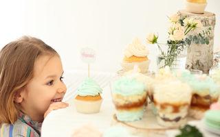 5 soluții pentru a gestiona zahărul din alimentația copiilor
