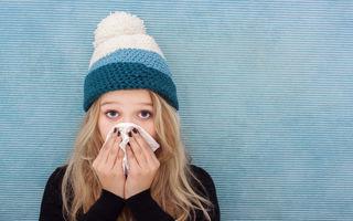 10 reguli pe care să le urmezi ca să nu faci gripă în această iarnă