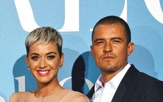 Katy Perry și Orlando Bloom, la un pas de logodnă: Unde-i inelul?