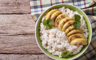 Cea mai bună budincă de orez cu mere: Rețetă de la bunica