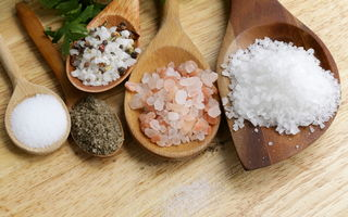 Care este cel mai sănătos tip de sare?