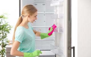 Cum să cureți frigiderul