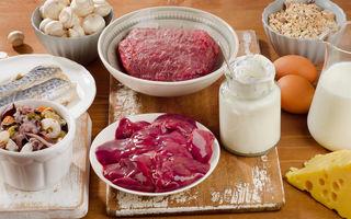 Efectele carenței de vitamina B12