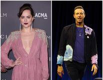 Dakota Johnson și Chris Martin așteaptă un copil? Indiciile din imagini