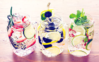 Ce beau oamenii sănătoși într-o zi obișnuită